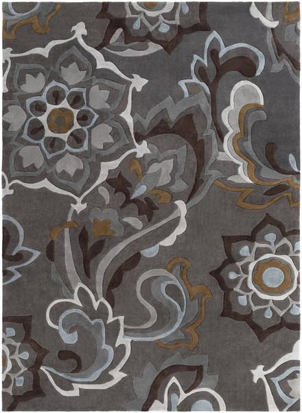 Surya Cosmopolitan Hand Tufted Gray Rug COS-9210 - 8' x 11'