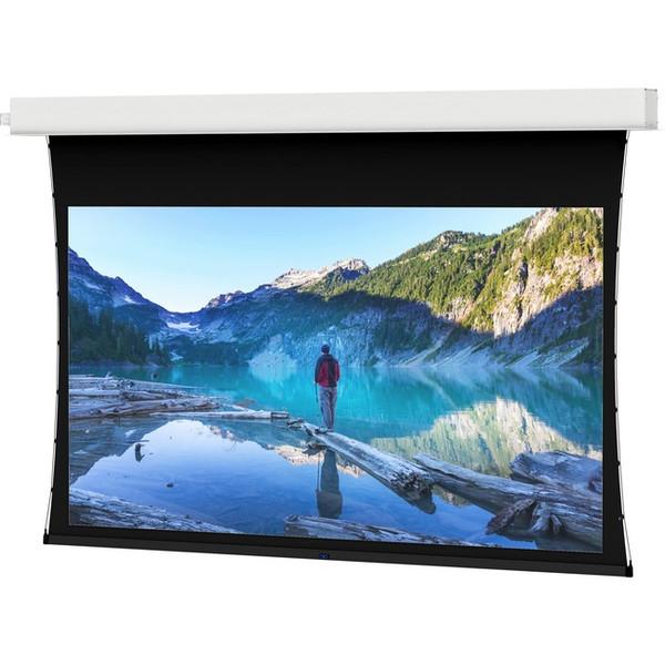 "Da-Lite Tensioned Advantage Electrol 109"" Electric Projection Screen 5083502 By Milestone"