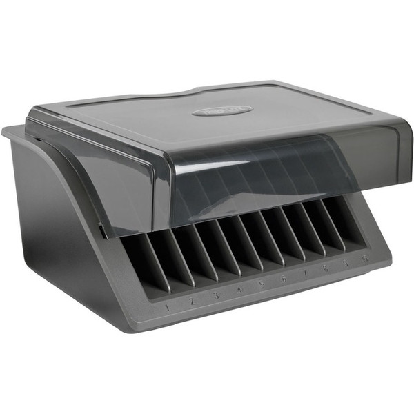 Tripp Lite 10-Device Desktop Usb Charging Station For Tablets, Ipads And E-Readers CSD1006USB By Tripp Lite