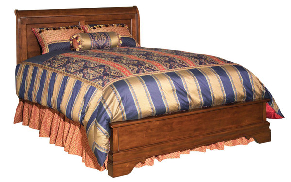 Kincaid Chateau Royale Low Profile Queen Bed 53-155P