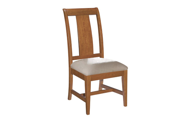 Kincaid Cherry Park Side Chair Upholstered Seat 63-061V