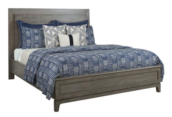 Kincaid Cascade Kline Queen Panel Bed - Complete 863-304P