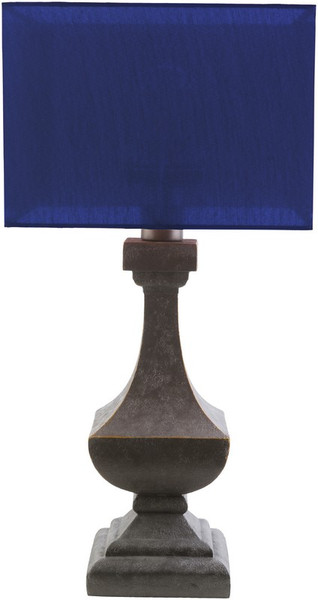 Antique Pewter Table Lamp DAV484-TBL