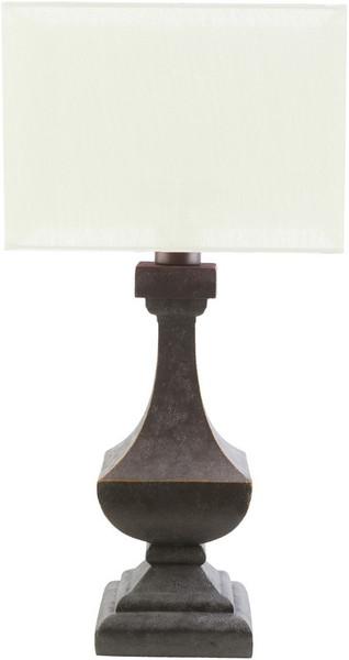 Antique Pewter Table Lamp DAV485-TBL