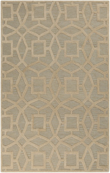 "Surya Dream Hand Tufted Gray Rug DST-1170 - 3'3"" x 5'3"""