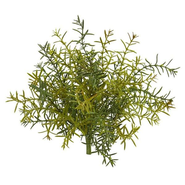 """11"""" Rosemary Artificial Plant (Set Of 6) 6265-S6 By Nearly Natural"""