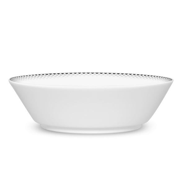"Noritake Porcelain, White Porcelain 7"" Soup Bowl, 20 Ounce 1711-407"