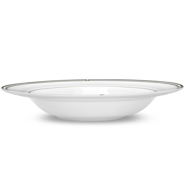 "Noritake Bone China 8-1/2"" Soup Bowl, 12 Ounce 4867-407"