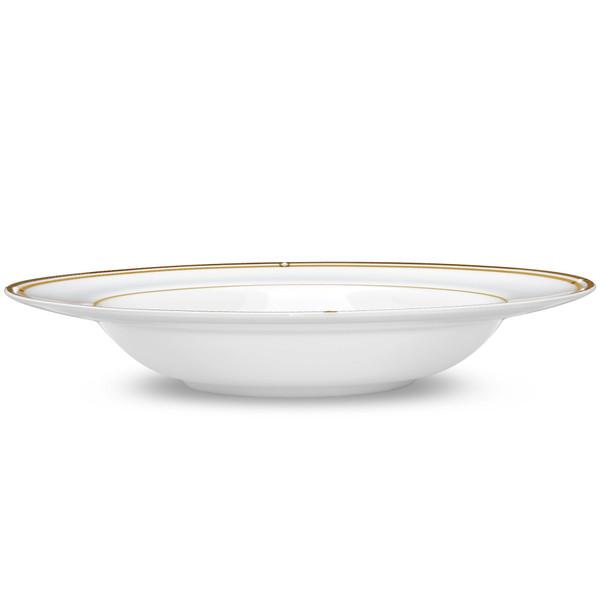 "Noritake Bone China 8-1/2"" Soup Bowl, 12 Ounce 4941-407"