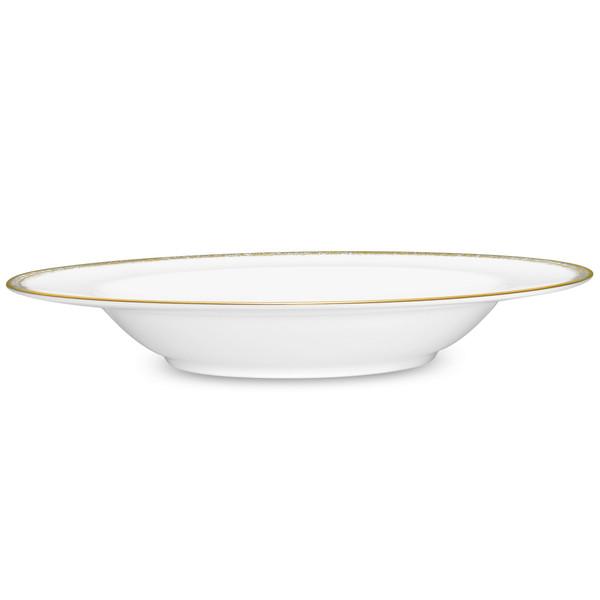 "Noritake Bone China 8-1/2"" Soup Bowl, 12 Ounce 4959-407"
