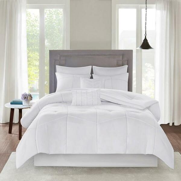 510 Design Codee 8 Piece Comforter Set 5Ds10-0002 By Olliix