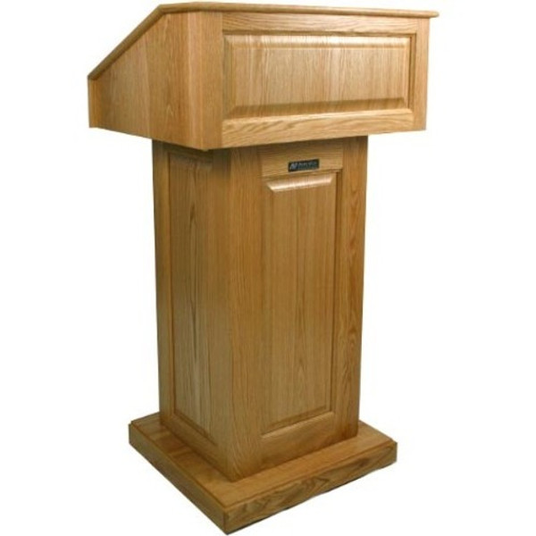 Amplivox Ss3020 - Victoria Lectern With Sound 5GH161 By AmpliVox Sound Systems