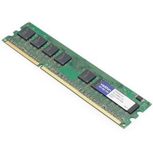 Addon Aa160D3N/4G X1 Dell A5764362 Compatible 4Gb Ddr3-1600Mhz Unbuffered Dual Rank 1.5V 240-Pin Cl11 Udimm 3CG839 By AddOn