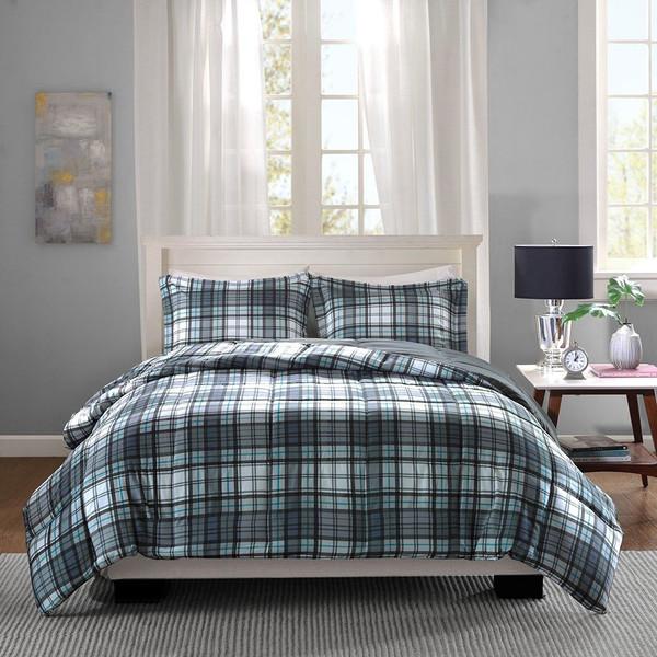 3M Scotchgard Down Alternative Comforter Mini Set -King/Cal King Mpe10-600