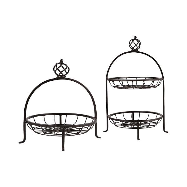 Pomeroy Regency Set Of 2 Baskets 619441/S2