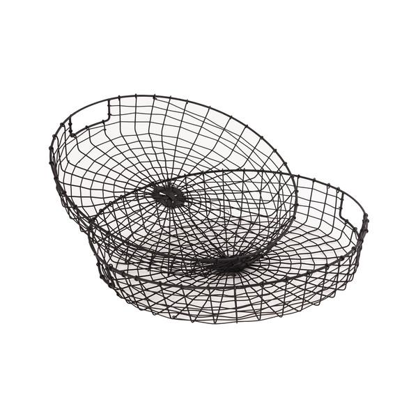 Pomeroy Bassett Set Of 2 Baskets 623523/S2