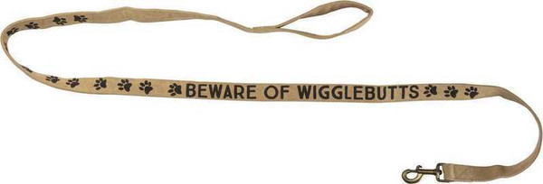 Dog Leash - Wigglebutts - Set Of 2 (Pack Of 2) 103589 By Primitives By Kathy