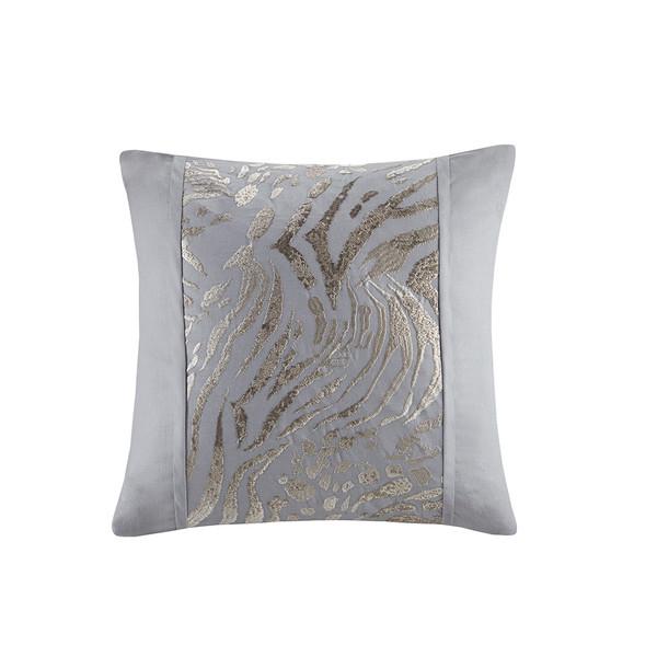 N Natori Dohwa 100% Cotton Square Pillow- Multi NS30-3421 By Olliix
