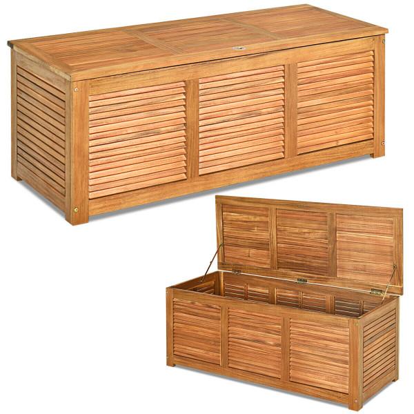 47 Gallon Deck Storage Bench Box Organization Tools OP70389