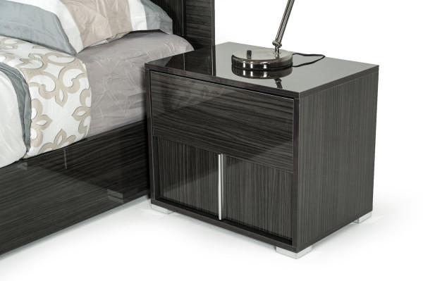 Modrest Ari Italian Modern Grey Nightstand VGACARI-NS By VIG Furniture