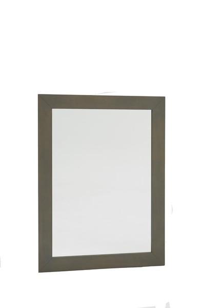Modrest Nicola Modern Grey Oak Mirror VGVCJ1708-M By VIG Furniture