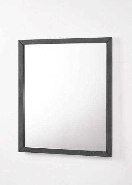 Modrest Bryan - Modern Grey Mirror VGMABR-82-GREY-MIR By VIG Furniture