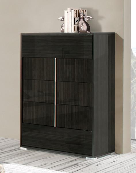 Modrest Ari - Modern Grey Lacquer Chest VGACARI-CHEST By VIG Furniture