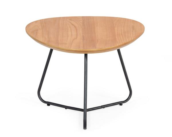 Modrest Eudora - Industrial Oak Tall End Table VGEDTR254402 By VIG Furniture