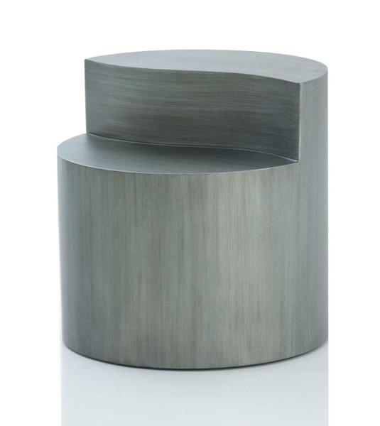 Modrest Avocet- Modern Grey End Table VGODLZ-240E-ET By VIG Furniture