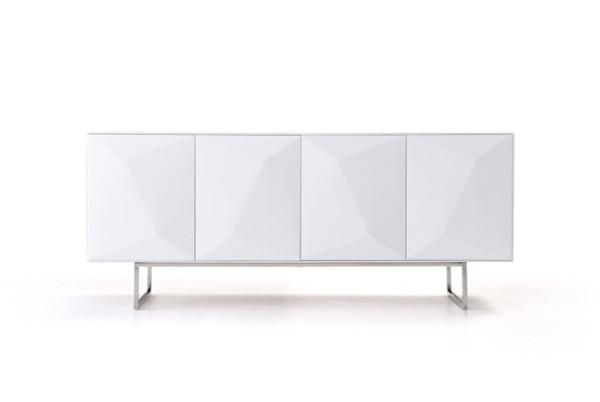 Modrest Vanguard - Modern White Buffet By VIG Furniture