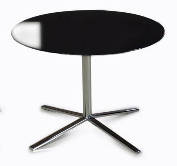 Versus T48A - Black End Table By VIG Furniture