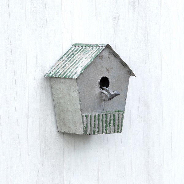 Ragon Cottage Birdhouse (Pack Of 4) HY164032