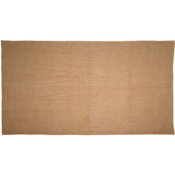 VHC Burlap Natural Table Cloth 60X120 15245