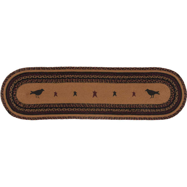 VHC Heritage Farms Crow Jute Runner 13X48 37903