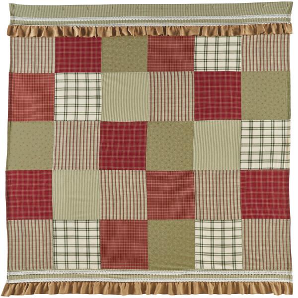 VHC Prairie Winds Shower Curtain 72X72 34628