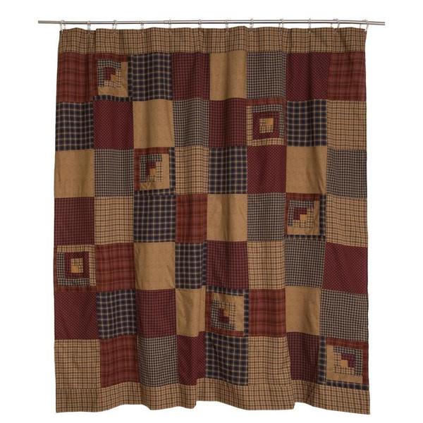 VHC Millsboro Shower Curtain 72X72 - 7505