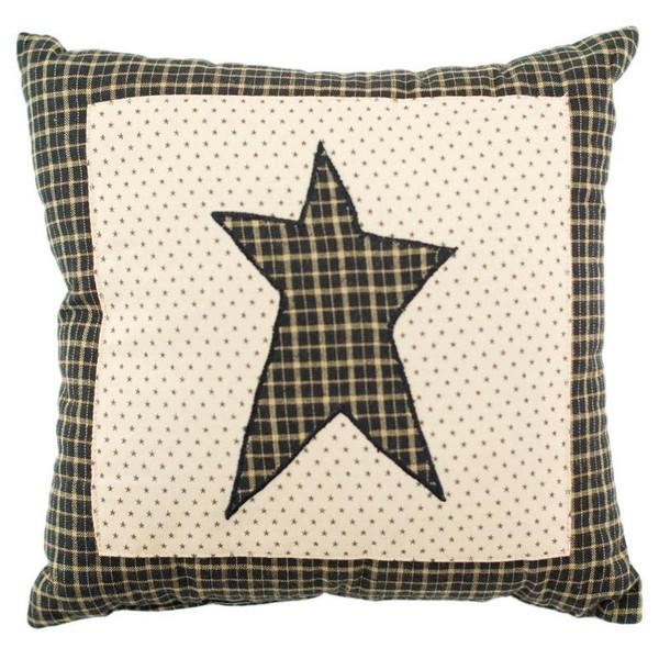 VHC Kettle Grove Pillow Star 10X10 - 7168