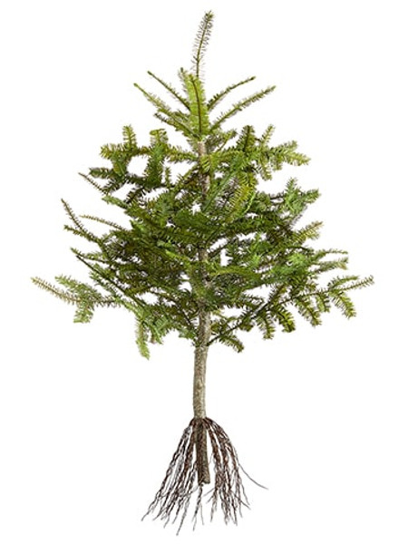 "37""H X 20""D Pine Tree Branch Green (Pack Of 2) YSP713-GR By Silk Flower"