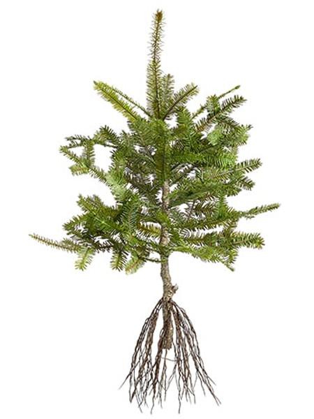 "26""H X 16""D Pine Tree Branch Green (Pack Of 6) YSP732-GR By Silk Flower"