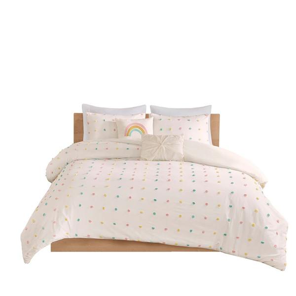 Callie 100% Cotton Jacquard 5Pcs Duvet Cover Set By Urban Habitat Kids UHK12-0139