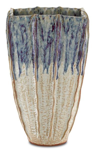 Currey and Company Sea Horizon Large Vase 1200-0367