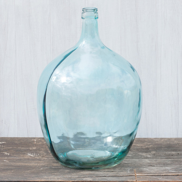 "Ragon 20.5"" Soft Blue Jug LX169040"