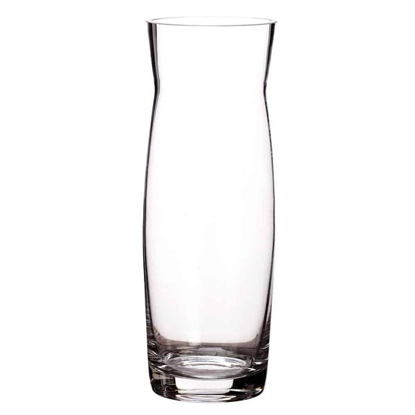 "10.75""H X 3.75""D Glass Vase ACG439-CW By Silk Flower"