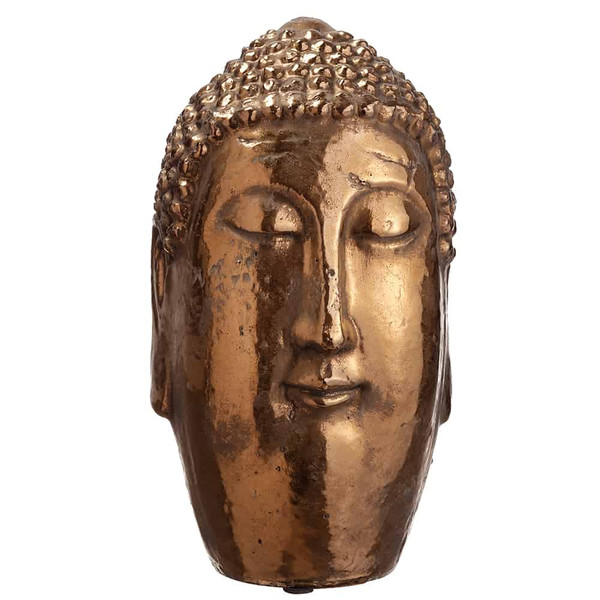 "10.75"" Buddha Bronze (Pack Of 2) AG2085-BZ By Silk Flower"
