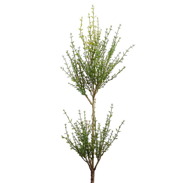 "29"" Myrtle Topiary Stem Green (Pack Of 6) ZSM021-GR By Silk Flower"