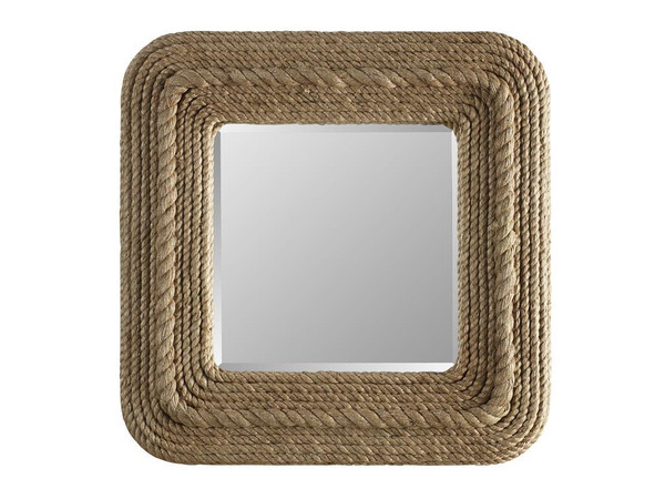 Stein Natural Crescent Key Rectangle Mirror 402-081