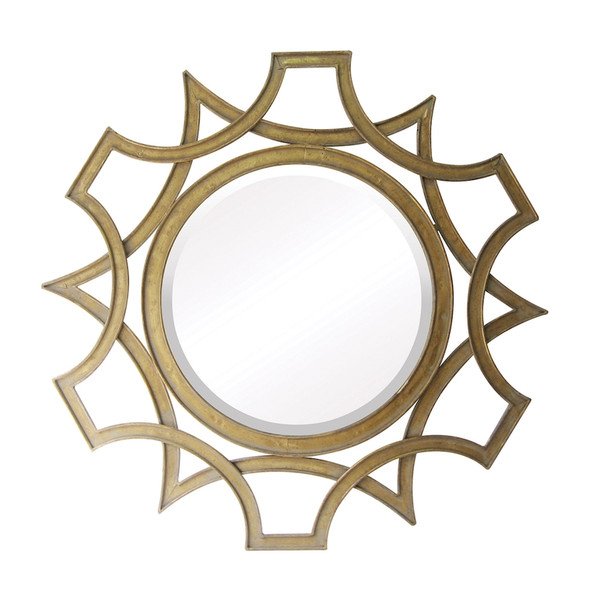 Abberley Beveled Mirror 55-213 By Sterling