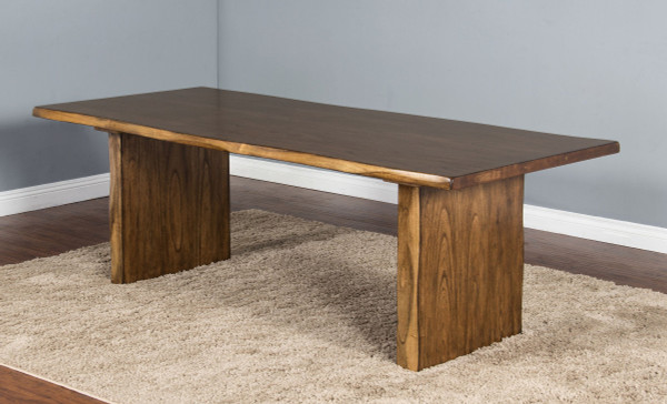 Carey Live Edge Table 1046Nw By Sunny