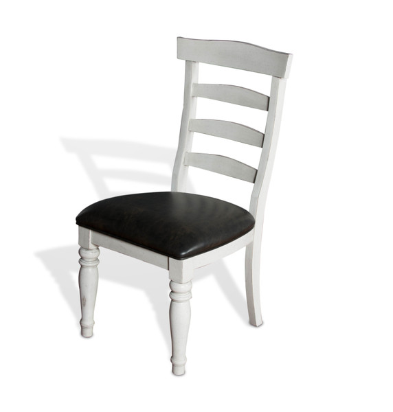 Bourbon County Ladderback Chair 1432Fc-C By Sunny