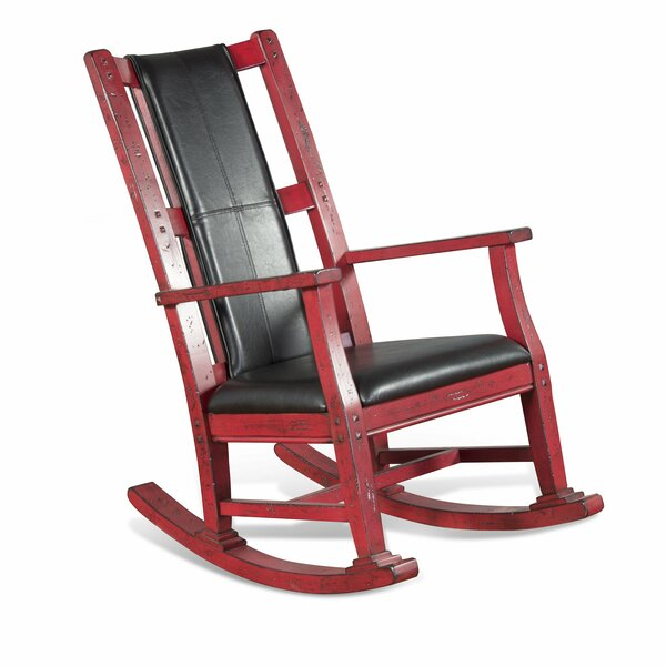 Burnt Red Rocker 1935Br By Sunny